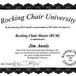 RCM Certificate