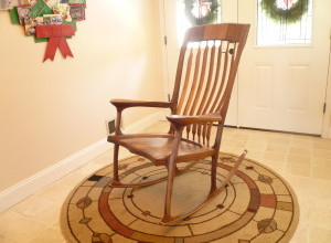 unique rocking chair