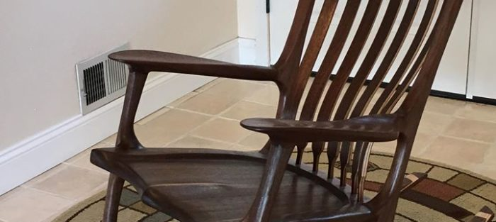order custom rocking chair