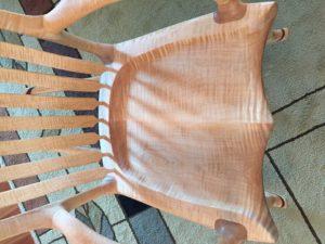 custom rocking chair